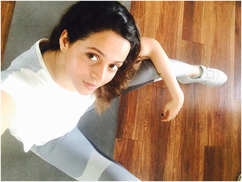 Bhavana looks all fab in THIS post-workout picture