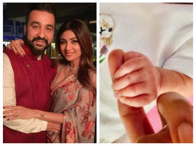 Shilpa-Raj blessed with a baby girl