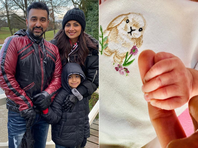 It's a girl! Shilpa Shetty, Raj Kundra welcome their second child