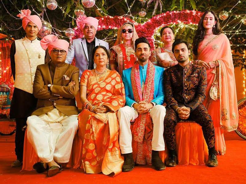 "'Shubh Mangal Zyada Saavdhan' Twitter review: Fans hail Ayushmann Khurrana's same-sex love story and call it ""paisa wasool"" and ""hilariously pure"""