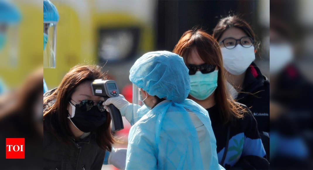 Stress, rumors, even violence: Coronavirus fear goes viral thumbnail