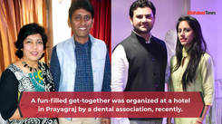 A memorable evening for Prayagraj docs
