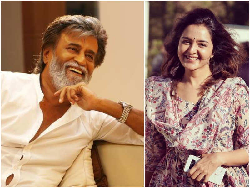 Rajinikanth is awestruck by Manju Warrier's performance in THIS movie