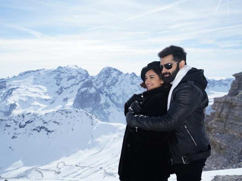 Songs shoot for Ram Pothineni's 'RED' wrapped up in Italy
