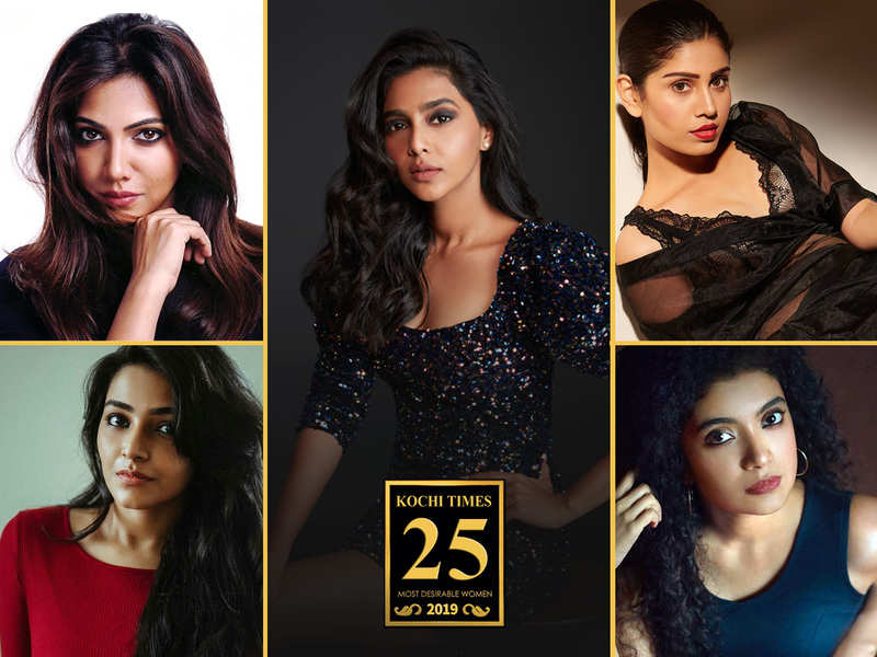 Kochi Times Most Desirable Women of 2019