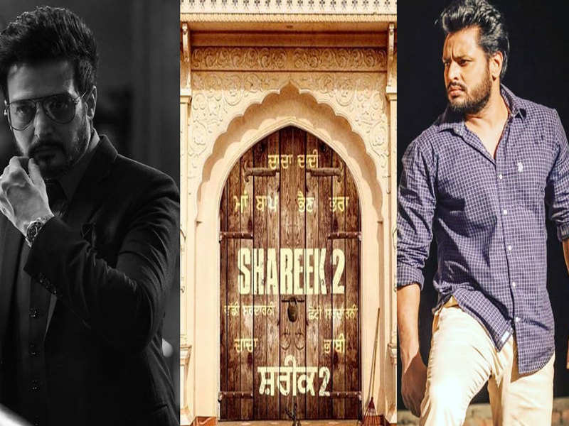 'Shareek 2' will have not one, but two heroes - Jimmy Sheirgill and Dev Kharoud