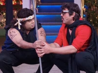 TKSS's Krushna writes sweet message for Kiku