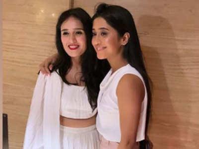 Shivangi calls Pankhuri's work 'amazing'