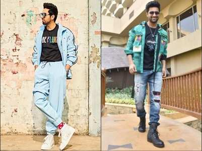 Vicky Vs Ayushmann: Who aced the jacket look