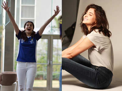 Anushka and Taapsee praise the women team