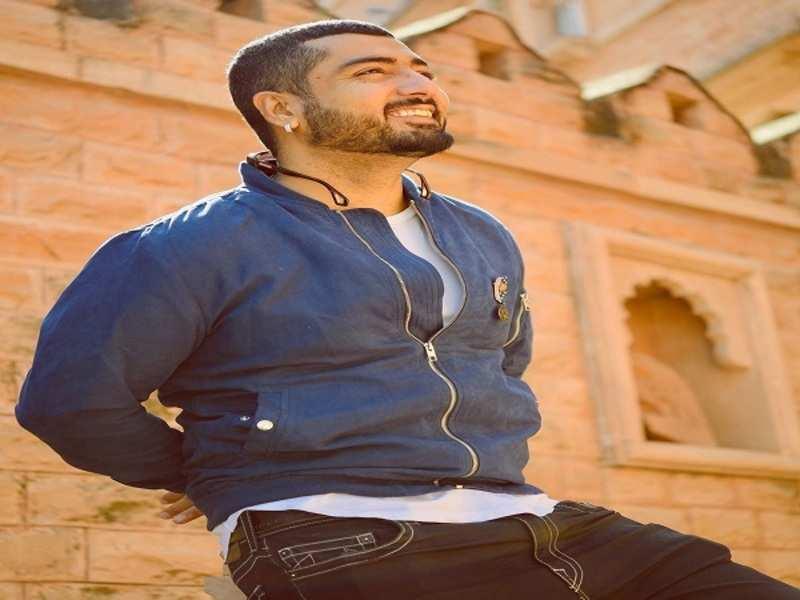 Jaani talks reveals his role model