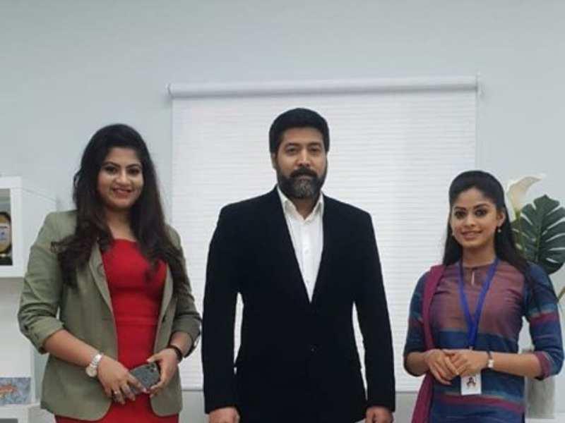 Jai Akash to make his Tamil TV debut with 'Neethane Enthan Ponvasantham'