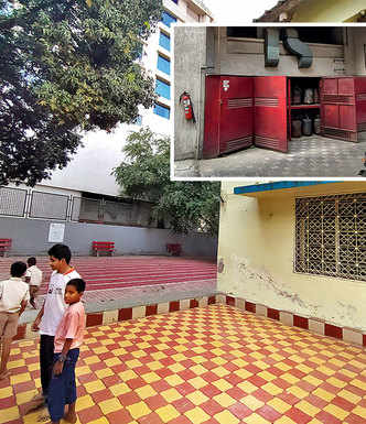 150 visually challenged schoolkids exhaust-ed by noise from KP hotel