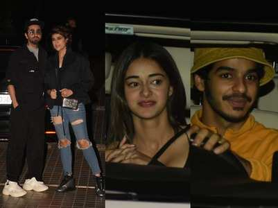 Photos: Bollywood celebs attend Bhumi's bash
