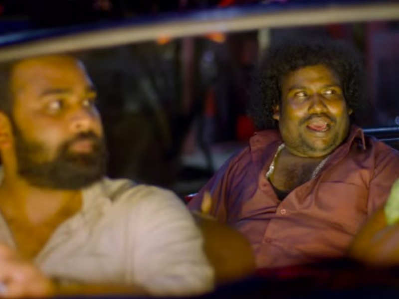 Yogi Babu's 'Cocktail' teaser