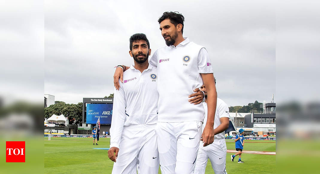 Now, Ishant comes to Bumrah's defence: Funny how perceptions change quickly thumbnail