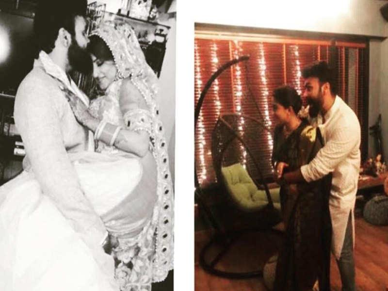Aarya Babbar calls wife Jasmine Babbar his friend, love and pillar