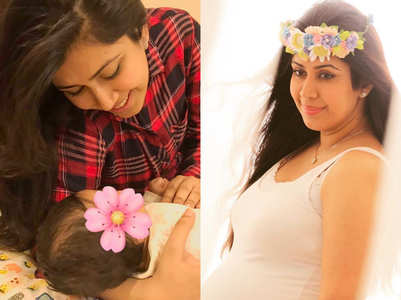 Ankita Bhargava on motherhood; read her note