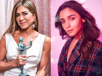 How Jen Aniston put Alia Bhatt on cloud nine