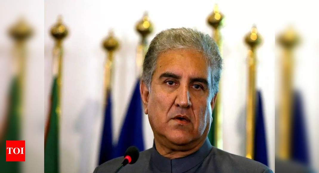 US-Taliban peace talks were impossible without Pakistan: Shah Mehmood Qureshi