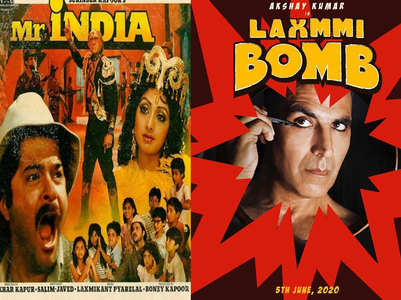 When Bollywood remakes created controversies