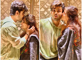 Dipika gets emotional by in-law's surprise