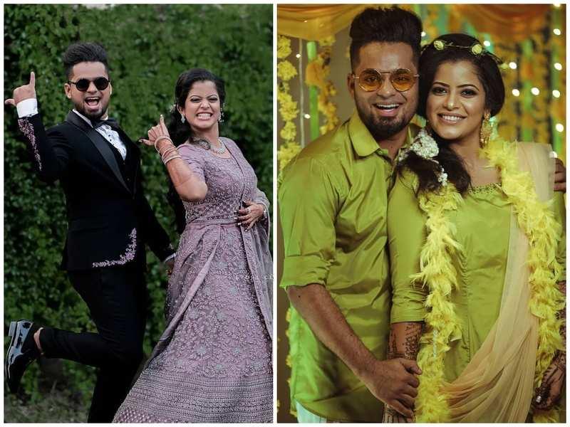 D4 Dance fame Suhaid Kukku ties the knot with longterm girlfriend Deepa