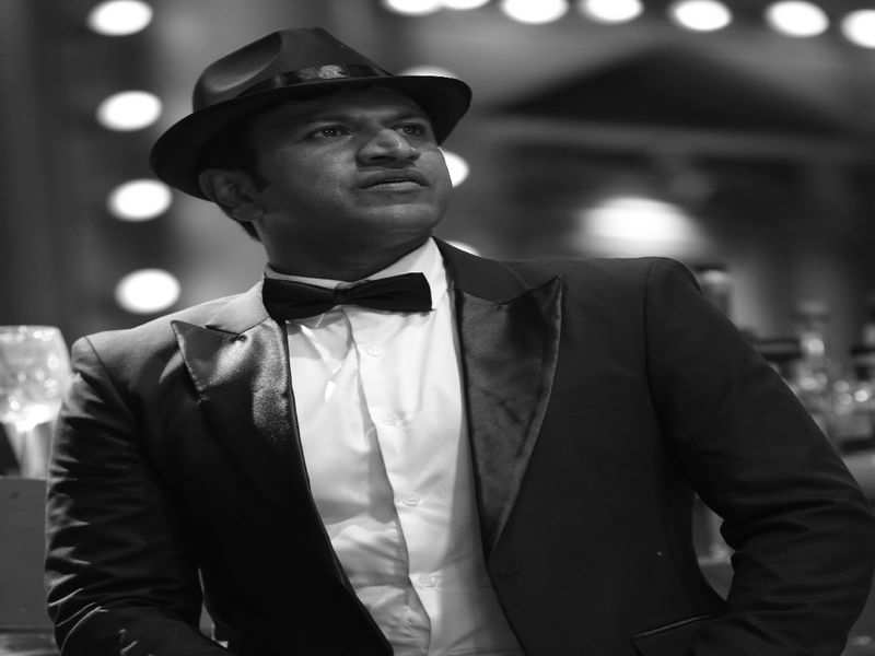 Puneeth Rajkumar's look in Mayabazaar revealed
