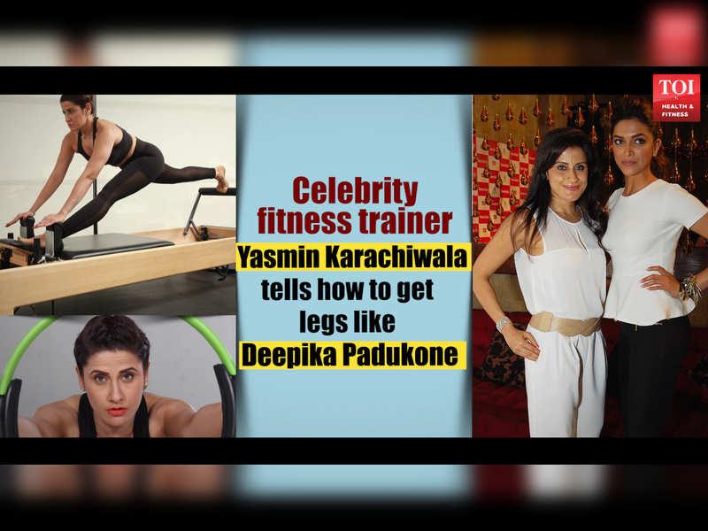 VIDEO: Celebrity fitness trainer Yasmin Karachiwala tells how to get legs like Deepika Padukone