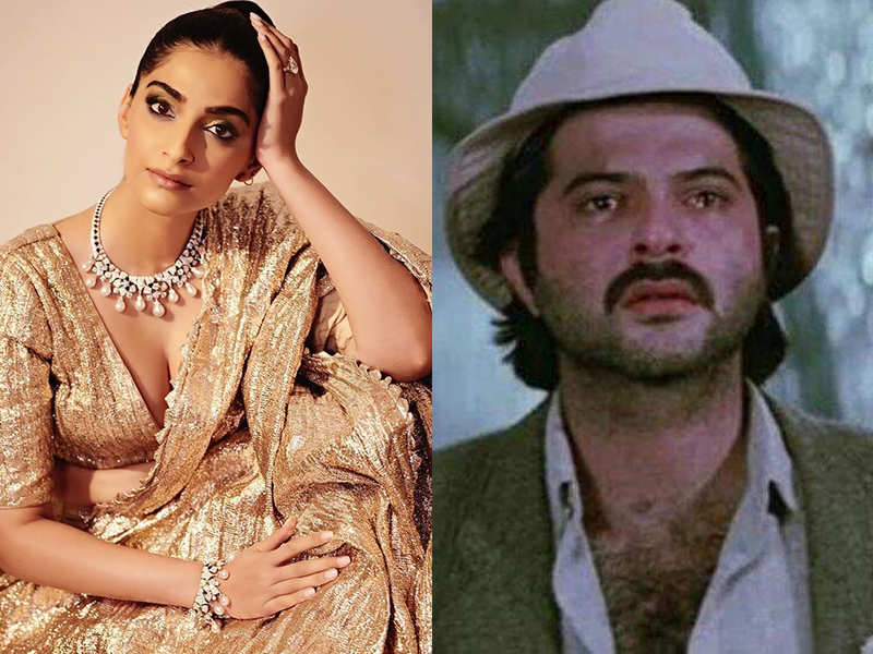 Sonam Kapoor reveals Anil Kapoor was 'part producer' for 'Mr India' and had discussed the remake with brother Boney