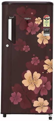Whirlpool 190 L 4 Star ( 2019 ) Direct-Cool Single-Door Refrigerator (205 IMPC PRM 4S WINE IRIS-E, Wine Iris)