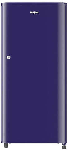 Whirlpool 190 L 2 Star Direct-Cool Single Door Refrigerator (WDE 205 CLS 2S BLUE, Blue)