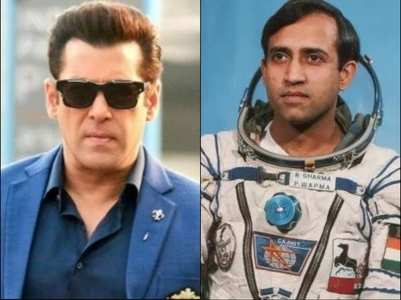 Salman approached for Rakesh Sharma biopic?