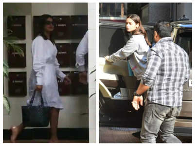 PC joins Alia as they visit Katrina's house