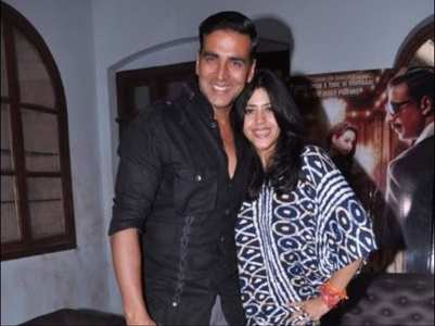 Akki to reunite with Ekta for an action-comedy