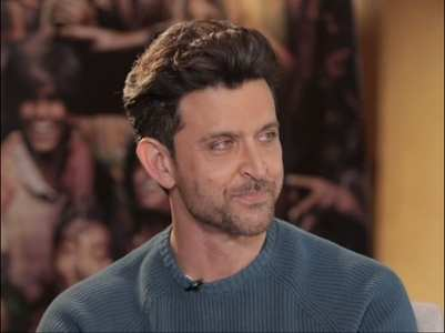 Hrithik defends student bullied for a stutter