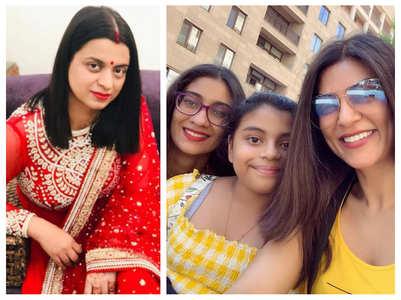 Rangoli Chandel is all praise for Sushmita