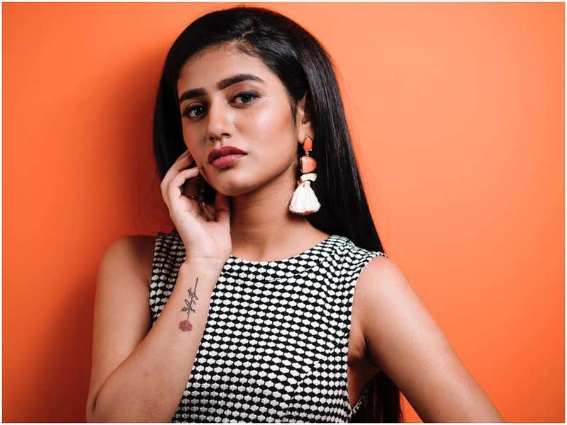 'Sridevi Bungalow' update! Priya Prakash Varrier's Bollywood movie to release soon