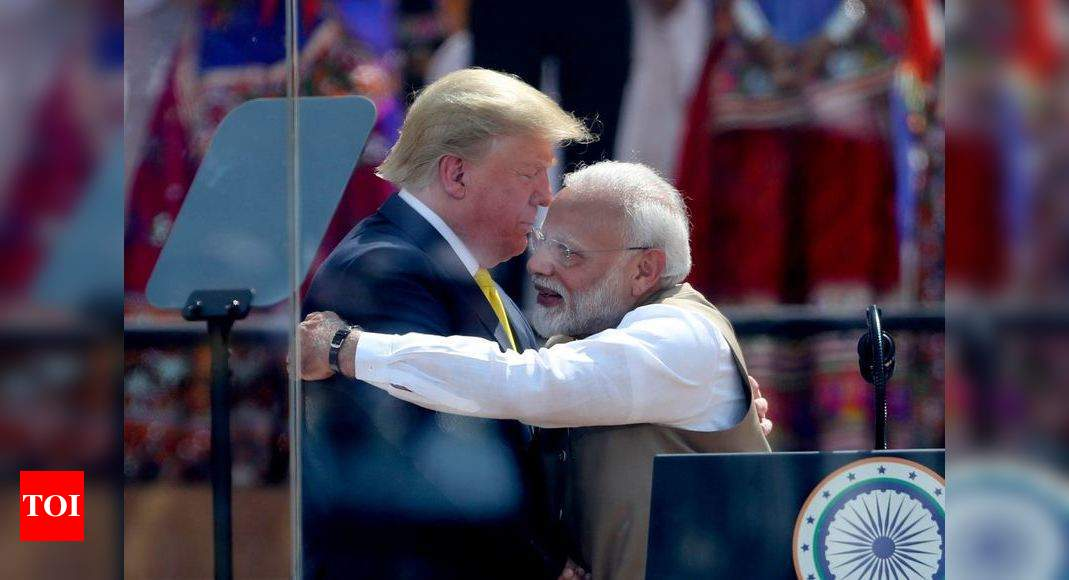 India, US united in defending its people from radical Islamic terrorism: Trump | India News - Times of India