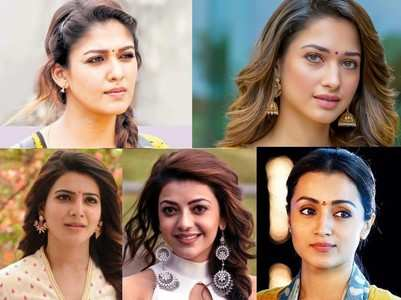 Kollywood actresses who used dubbing artists