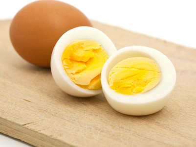 Are eggs vegetarian or non-vegetarian?