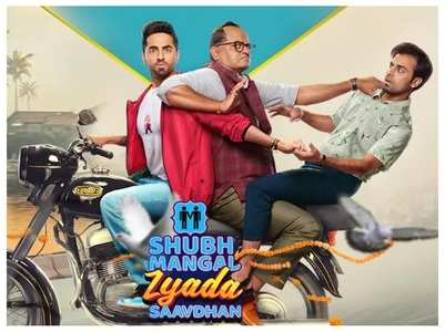 SMZS is Ayushmann's 4th highest first-weekend