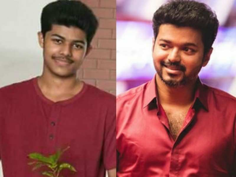 Actor Vijay's son Jason Sanjay to make his debut in Tamil cinema with THIS director?