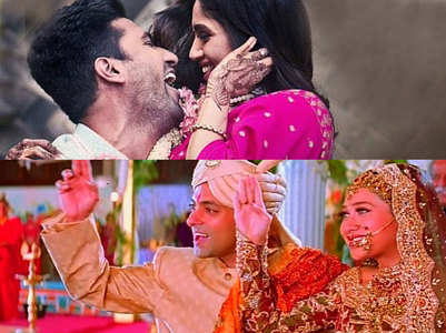 Single actors who got married on-screen