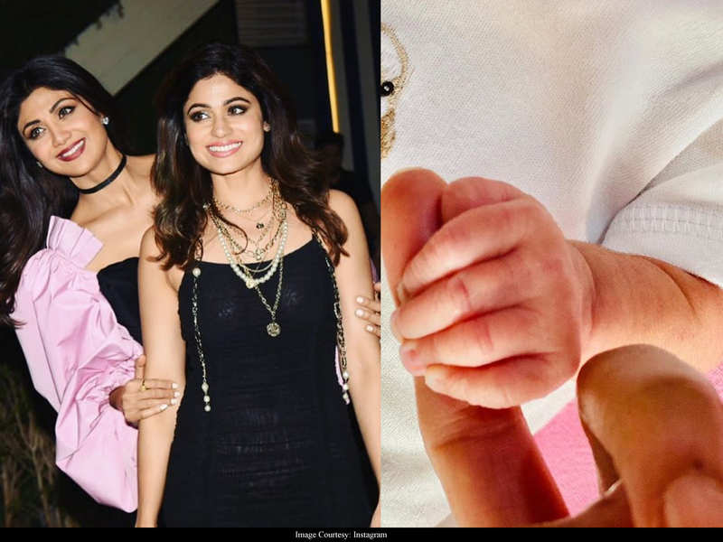 Shamita Shetty expresses her excitement as sister Shilpa welcomes a baby girl: Samisha has so much happiness in the family