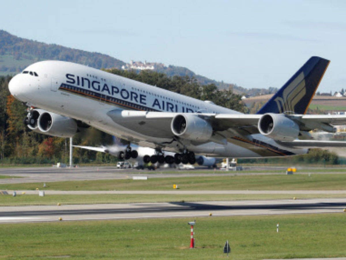 Coronavirus outbreak: Air India, Vistara, Singapore Airlines to reduce flights between India and Singapore - Times of India