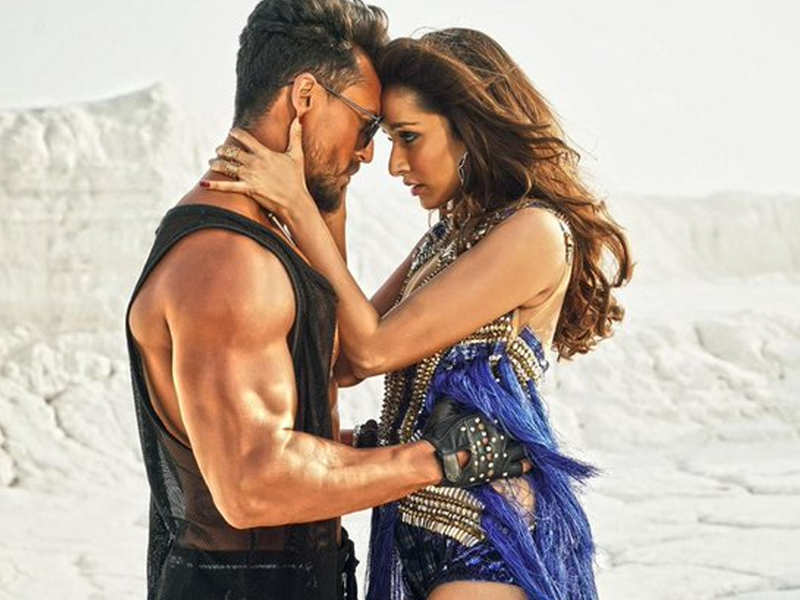 The makers of 'Baaghi 3' share a BTS video of 'Dus Bahane 2.0' and it is all things entertaining