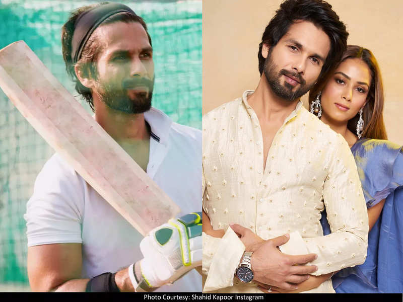 Shahid Kapoor to have a working birthday as he shoots for 'Jersey' in Chandigarh
