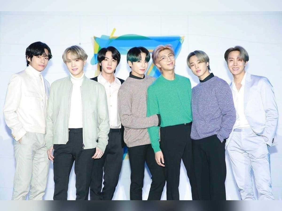 29 K Pop band BTS to go digital for their upcoming press conference ...