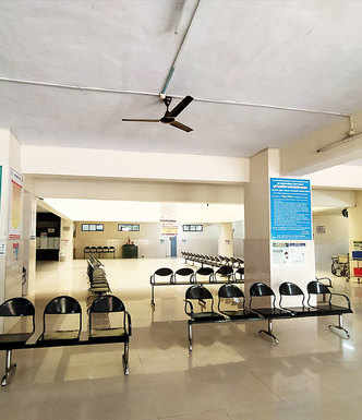 PMC reopens Naidu hospital's OPD, other indoor wards